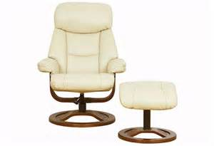 gfa york fully adjustable swivel recliner chair
