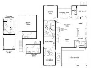Dr Horton Destin Floor Plan Destin Ii Aberdeen Sutherland Forest St Johns