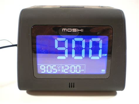 moshi voice controlled ivr digital clock radio review