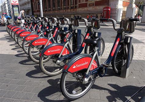 santander cycles wikipedia