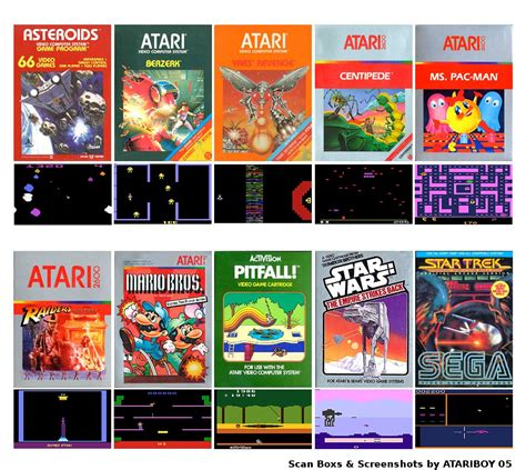 asteroids the atari 2600 journal books top ten atari 2600 by atariboy2600 on deviantart