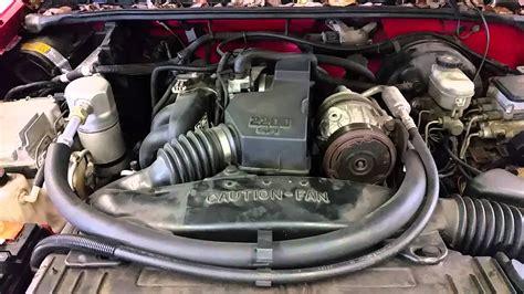 Bj1181 1999 Chevrolet S10 2 2l Youtube