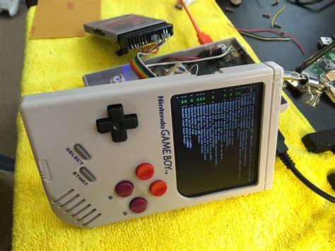 gameboy micro mod chip il gameboy definitivo 232 realt 224 grazie ad un chip raspberry