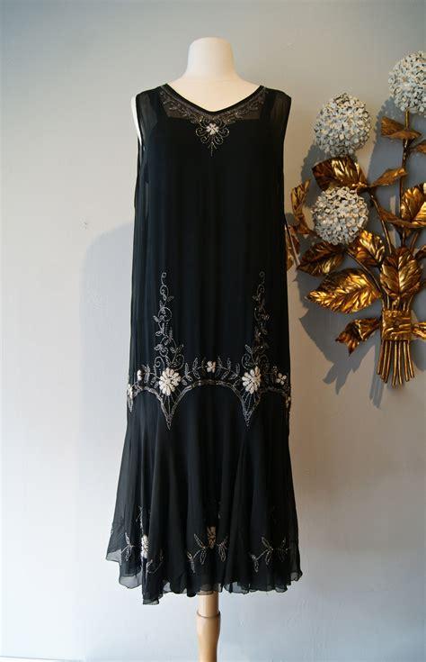 vintage dress 1920 s flapper dress roaring 20s