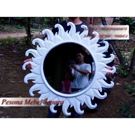 Cermin Matahari pigura cermin matahari duco pesona mebel jepara
