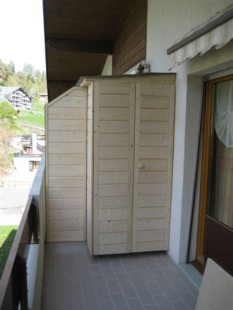 Rangement De Balcon rangement pour balcon zoom meuble de rangement pour