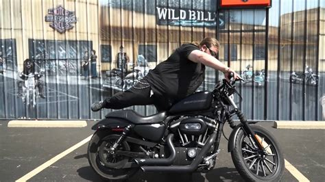 2010 Harley Davidson Iron 883 by 2010 Harley Davidson Iron 883