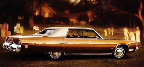 1974 Chrysler Imperial Contents   AUTOMOTIVE MILEPOSTS