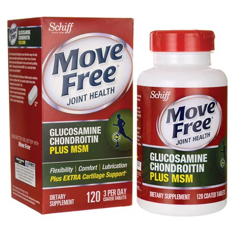 supplement joint health schiff move free joint health glucosamine chondroitin plus