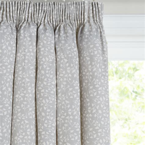 john lewis curtains pencil pleat john lewis arley lined pencil pleat curtains grey azzub