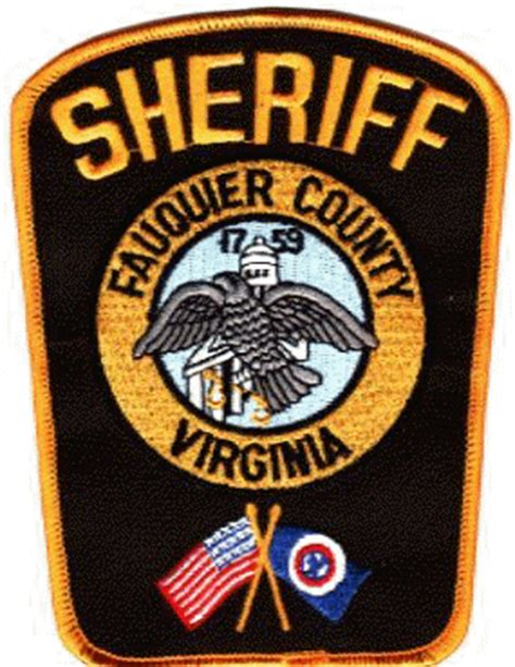 Fauquier County Sheriff S Office fauquier county sheriff s dept press release larceny