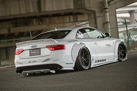 Tuner Audi by Audi A5 Tuning Pictures