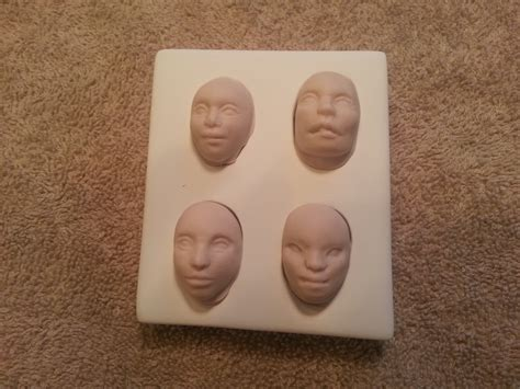 doll molds gwen doll push mold deluxe beginners kit