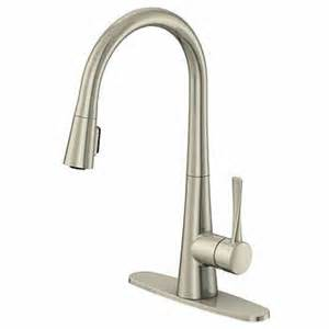 Costco Kitchen Faucets by Waterridge 174 Twistex Pull Down Kitchen Faucet