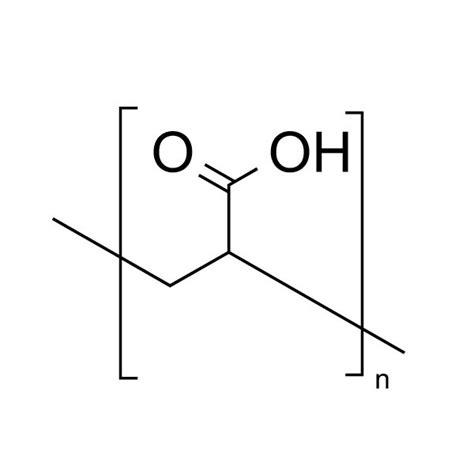 Acrylic Acid poly acrylic acid 25 soln in water paa 50 000