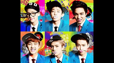 download mp3 exo m xoxo exo k dont go 1st album audio youtube