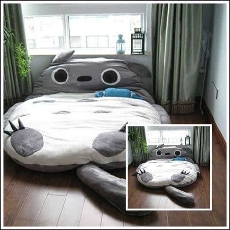 totoro bed for sale qoo10 totoro bed best price bed bean bag sofa