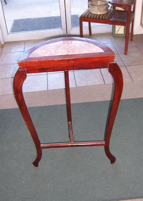 half table top half marble top table a resale