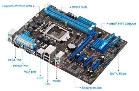 Asus H61m D By Ardy Komputer p8h61 m lx r2 0 anakart asus t 252 rkiye