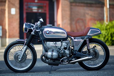 bmw motorcycle cafe racer counter balance bmw r60 5 return of the cafe racers