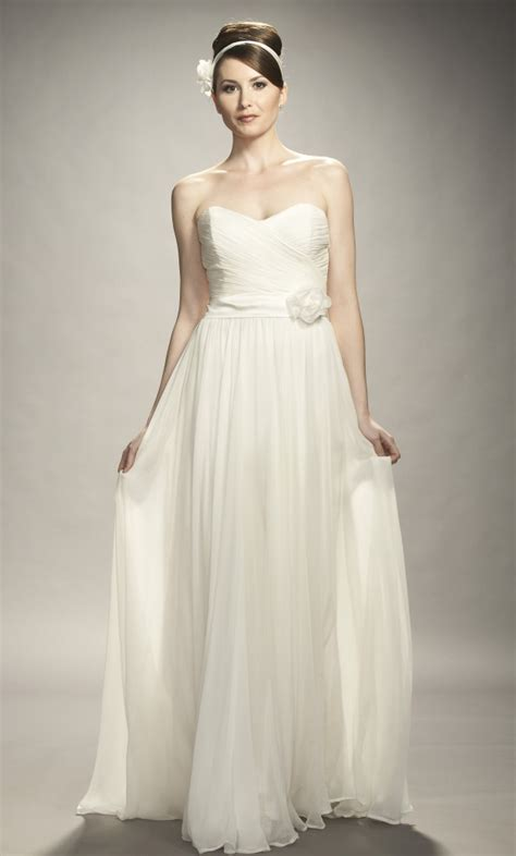 bridal chic wedding gowns gowns for a glamorous country style wedding rustic