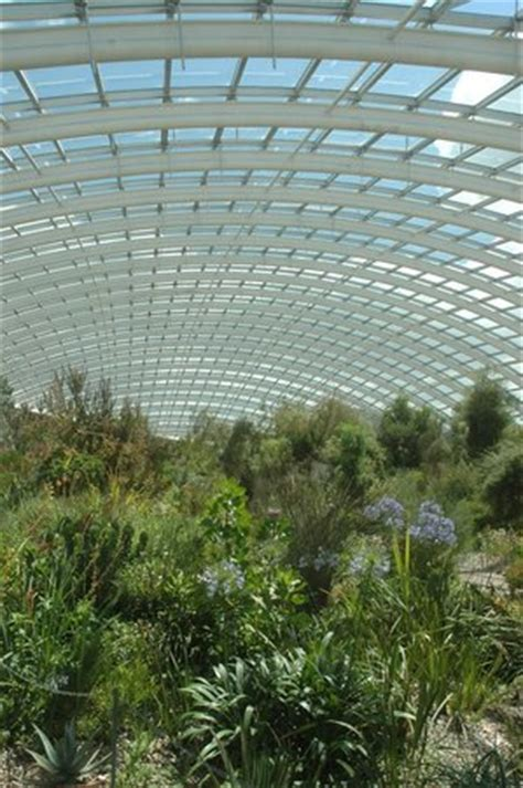 largest botanical garden in world largest single span roof in the world picture of