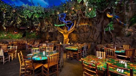 Rainforest Cafe® at Downtown Disney   Kingdom Magic Vacations