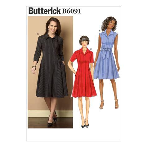 sewing patterns in australia butterick b6091 misses petite dress belt spotlight