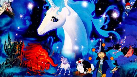 nostalgia reminiscing the last unicorn manga weekend