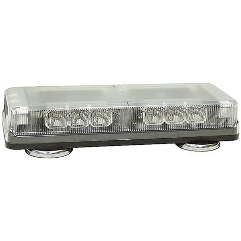 Led Low Profile Light Bar 12 Vdc 18 Led 19 Patterns Low Profile Light Bar Dc Mobile Equipment Lights Lights