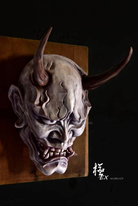 hannya mask tattoo deviantart the 25 best hannya mask tattoo ideas on pinterest oni