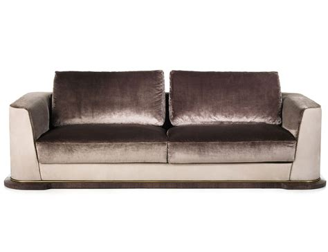 Modern Luxury Sofas Nella Vetrina Wave Roberto Cavalli Home Modern Luxury Italian Sofa In Leather And Fabric