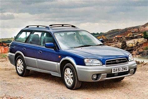 subaru outback 1996 2003 used car review car review