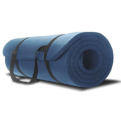 Best Thick Mat by Mat Best Premium Thick Exercise Mat Great For