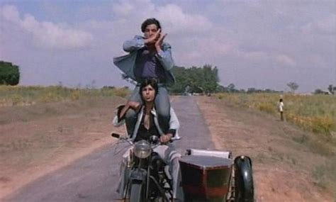 biography of film sholay dharmendra amitabh bachchan still meet as jai veeru