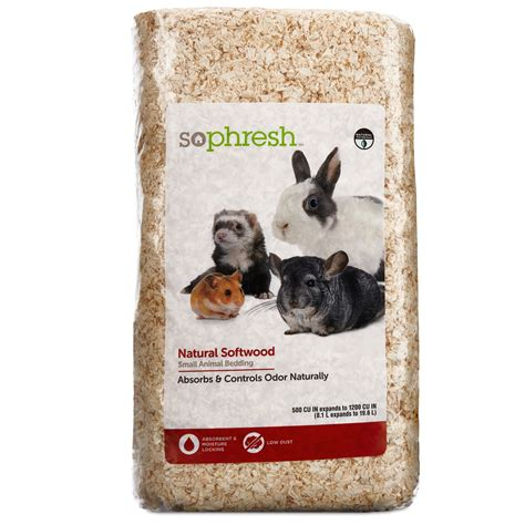 small animal bedding so phresh natural softwood small animal bedding petco