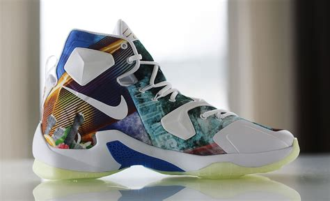 sneakers lebron here s what lebron s 25 000 point sneakers look like in