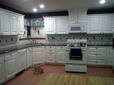 Wolf Distributors Cabinets Possible Backsplashes Same Countertop Kitchen