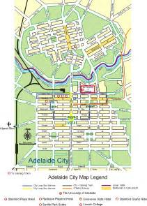 city map of adelaide city map adelaide australia mappery