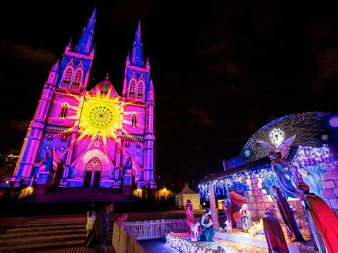 christmas lights sydney tour time out sydney sydney events activities things to do