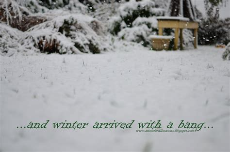 snow quotes and poems quotesgram