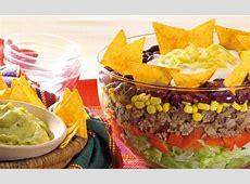 Die besten 25+ Mexikanische salat rezepte Ideen auf ... Nacho Salat Rezept
