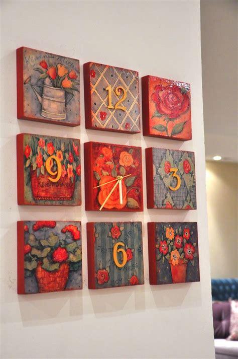 Decoupage Canvas Ideas - 3629 best caixas madeira e cia images on