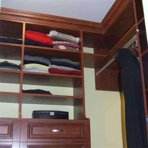 walk in closet by easyclosets home construction improvement