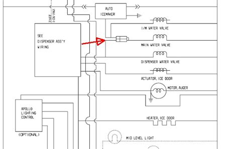 frigidaire maker wiring diagram im115 maker parts