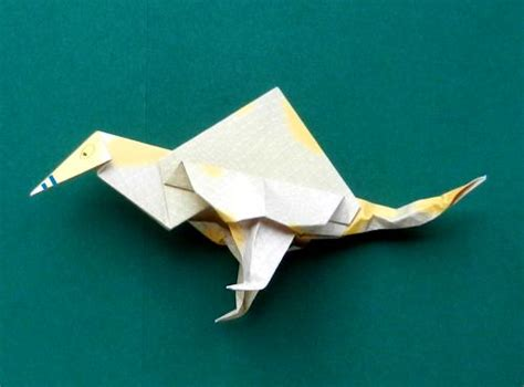 Origami Spinosaurus - origami spinosaurus 28 images the world s newest