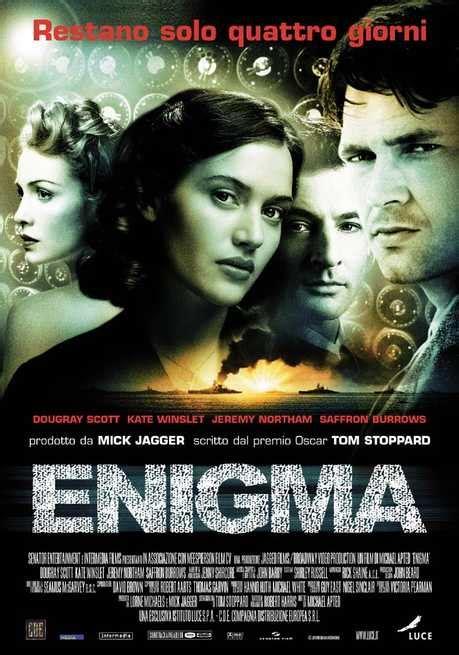 enigma en film enigma 2001 filmtv it