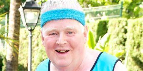 benidorm swinging kenny ireland dead benidorm stars pay tribute on