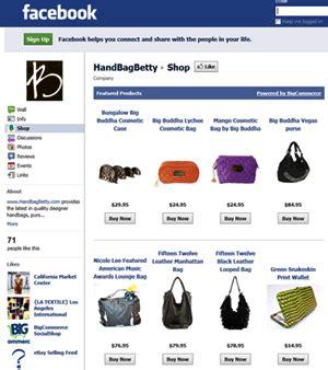 membuat facebook online shop cara membuat toko online di facebook contoh blog