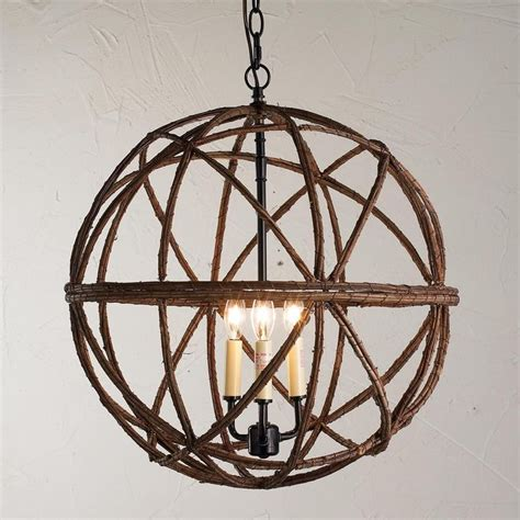 Large Wooden Orb Chandelier 80 Best Images About Chandeliers On